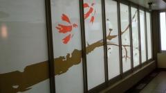 Заказать  наклейки на стекло и витрины в СПб
